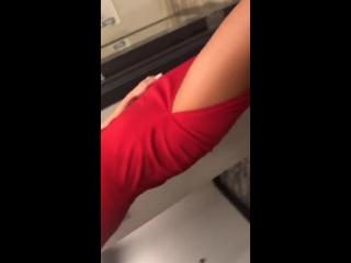 Abigail Mac и её платье для AVN Awards 2018