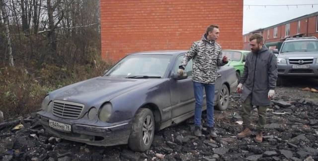 Объективный хозяин Mercedes