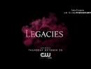 Наследия - от CW - Почему этот сериал наследие Дневников Вампира РУС СУБ