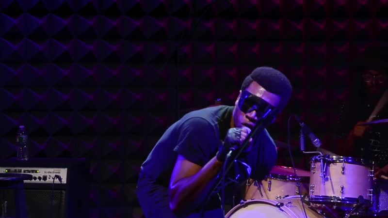 Willis Earl Beal - Too Dry to Cry - Joes Pub (8.26.13)1