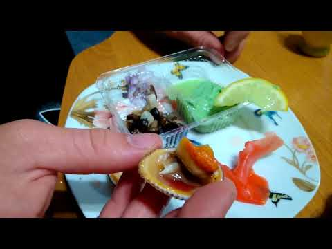 Черноморский гребешок -скафарка неравная