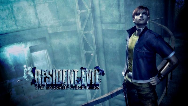RESIDENT EVIL The Darkside Chronicles - Игра забвения [ 5 ]