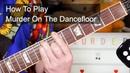 'Murder On The Dancefloor' Sophie Ellis-Bextor Guitar Lesson