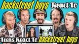 Backstreet Boys React to Teens React to Backstreet Boys