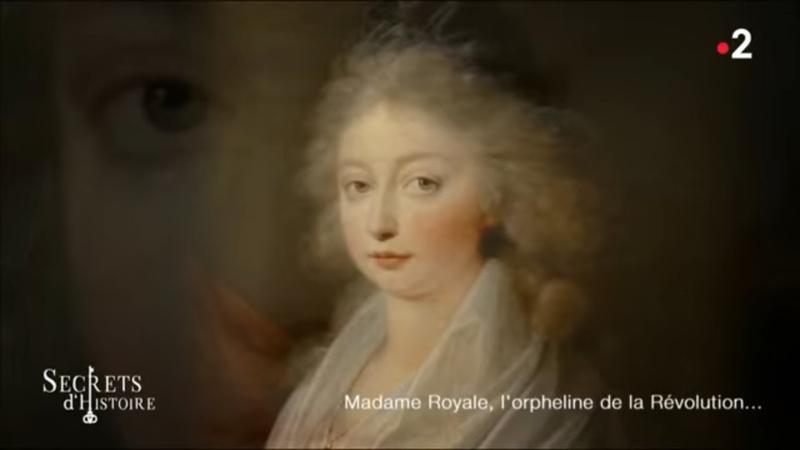 Secrets dHistoire - Madame Royale, lorpheline de la Révolution