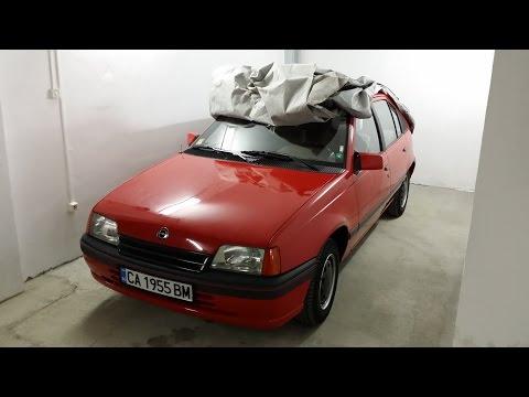 Opel Kadett E GT 1989 - The Best Package! Sound and closeup