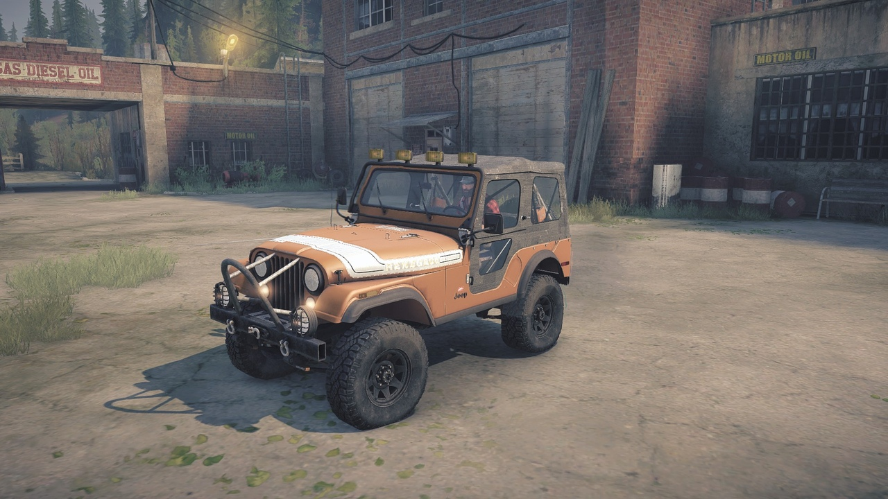 Jeep CJ-5 1976 Renegade