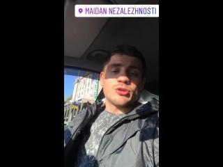 Денис Беринчик передает всем привет
