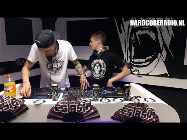 DRS vs MBK - Uptempo! @ HardcoreRadio - 2-5-2018