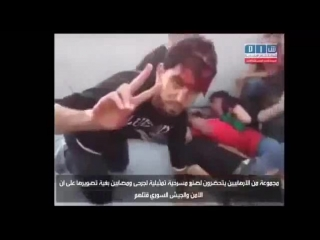 Terrorists in Syria prepare another Fake video to show on CNN and AlJazeera. - YouTube.wmv