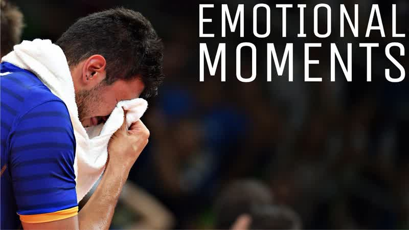 Most Emotional Moments in Volleyball History (HD)