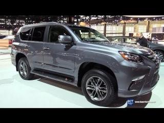 2018 Lexus GX 460 - Exterior and Interior Walkaround - 2018 Chicago Auto Show