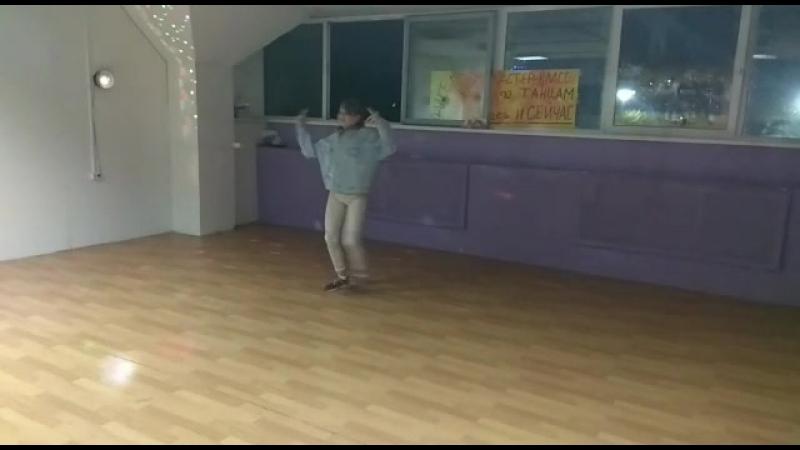 22 сентября 2018 HIP HOP Solo Лена Мартыненко 5 лет Студии Танцев 3D MoTION =