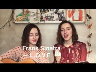 Twins Kovl — L.O.V.E (Frank Sinatra)