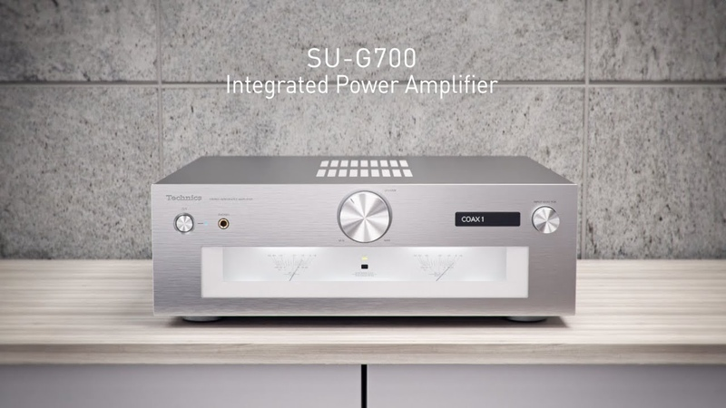 Grand Class Stereo Integrated Amplifier SU-G700