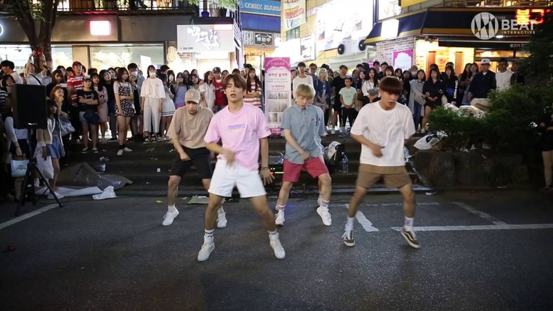 방탄소년단 BTS I need you 쩔어 dope Dance cover Busking in Hongdae