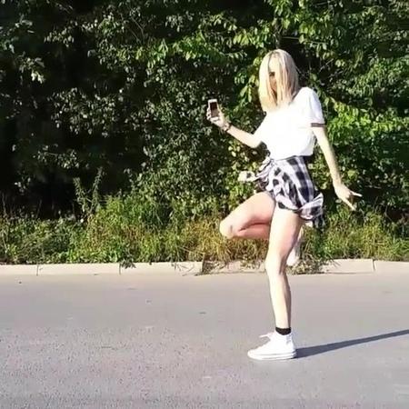 Amber - Shake that brass - klaudia zygmunt dance shuffle