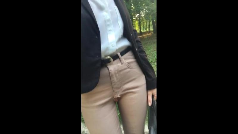Видео селфи шлюхи. Секс на улице. МЖМ