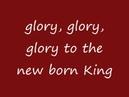 10 Mariah Carey - Jesus Oh What A Wonderful Child (lyrics on screen)