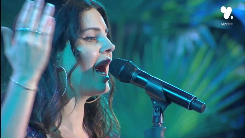 Lana Del Rey – High By The Beach (Live @ «Lollapalooza Festival», Chile)