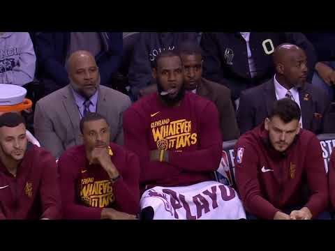 NBA CLEVELAND CAVALIERS vs BOSTON CELTICS Eastern Finals Game1 May 13, 2018