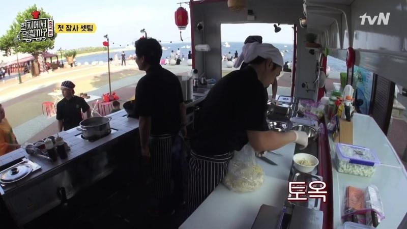 4 Wheeled Restaurant. China 180908 Episode 1
