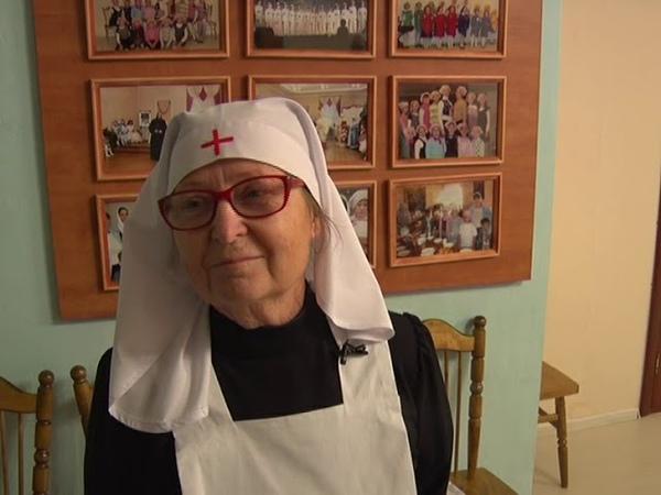 День Веры Надежды и Любови в храме Новомученников и встреча с сёстрами милосердия