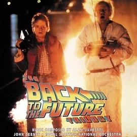 Alan Silvestri альбом The Back To The Future Trilogy