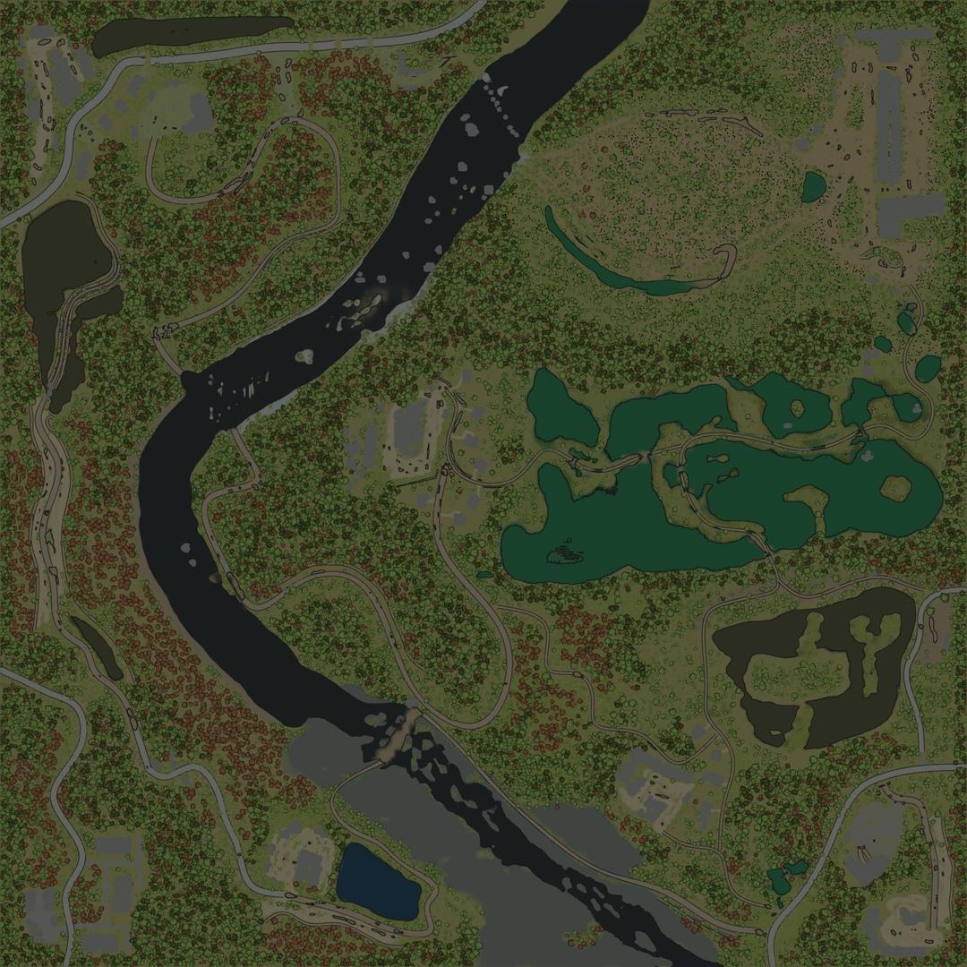 Карта «Алтай»