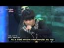BTS - We Are Bulletproof Pt. 2 No More Dream (2013.06.29) [Music Bank w- Eng Lyrics].mp4
