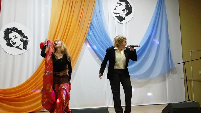 Шоу-конкурс Точь-в-точь_Анастасия Горячева_Валерий Меладзе