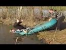 V-s.mobiПриколы на рыбалке, НЕРЕАЛЬНАЯ РЖАКА!!.mp4