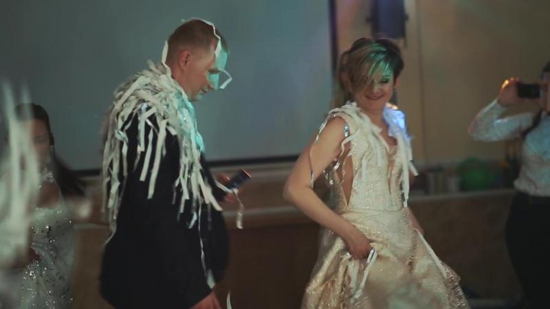 Бумажное шоу для взрослых Свадьба, юбилей, корпоративы 💪🎉💣
