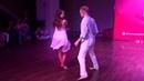RZCC2018 Zouk show Taty Pinarina Yury Ovchinnikov ~ video by Zouk Soul