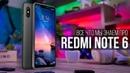 Xiaomi Redmi Note 6 ПРОХОДНОЙ смартфон