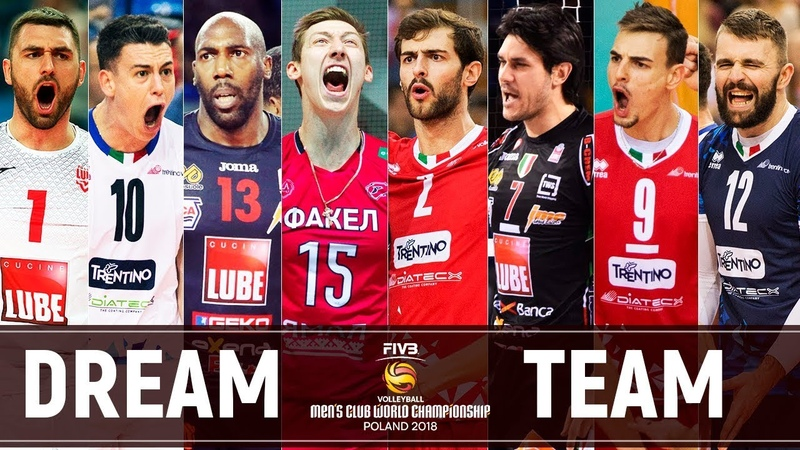 Volleyball Dream Team | FIVB Club World Championship 2018