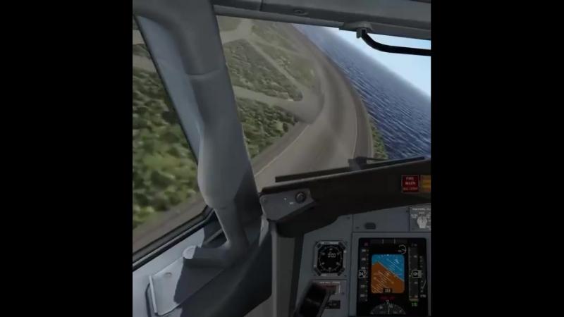 Проект круговой взлетно-посадочной полосы