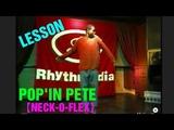 POP DANCE ELECTRIC BOOGALOOS LESSON