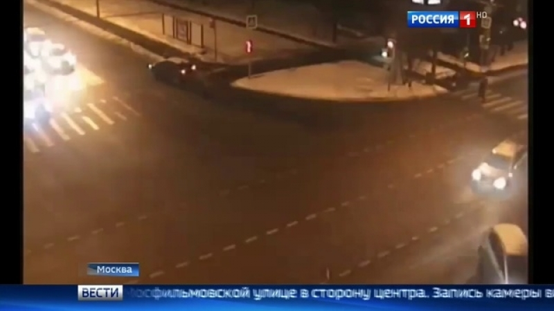Вести-Москва • Водитель, сбивший девочек-близняшек, сдался следователям