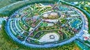 Dubai Miracle Garden New Look in 2018 – World's Largest Flower Garden in Dubai Full Coverage