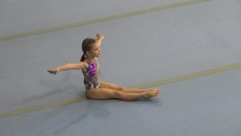 21)Спортивная гимнастика Зимние забавы - 17.12.2017 (Нижнекамск)