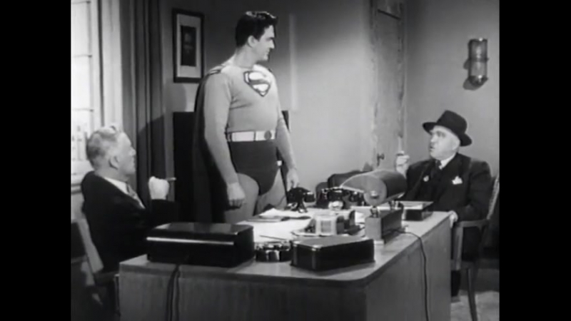 Атомный Человек против Супермена 5 серия перевод den904