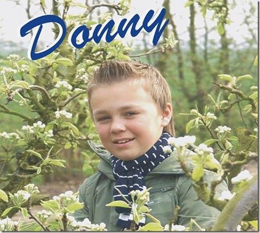 Donny альбом Ik Ben Verliefd