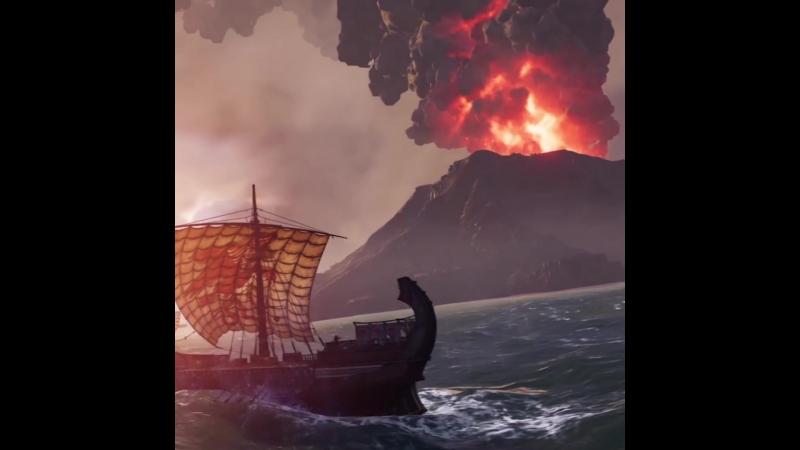 Assassins Creed:Одиссея - «Климатические изменения»