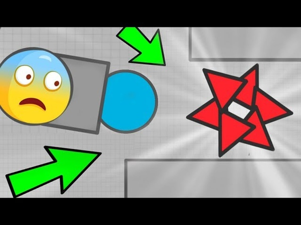 Diep.io SCARY DRONE IN MAZE MODE !! Diep.io Funny Moments FT Wormate.io