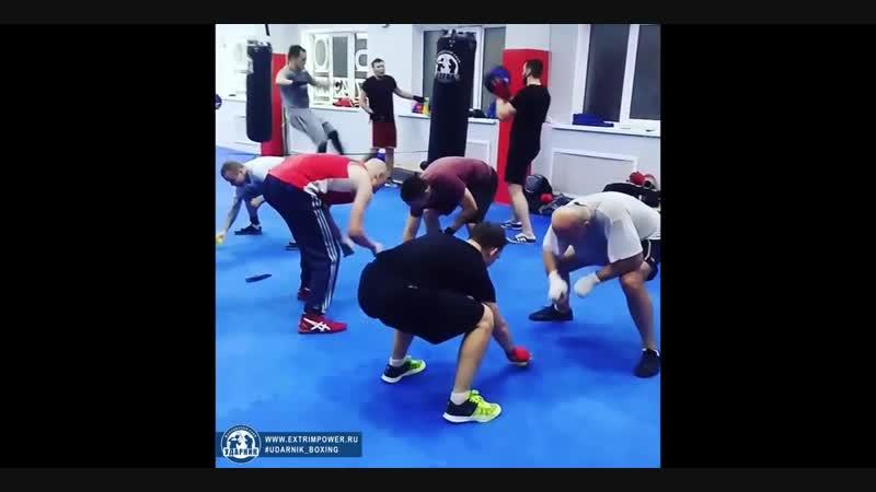 Боксерский клуб Ударник - Зал на Дмитровской