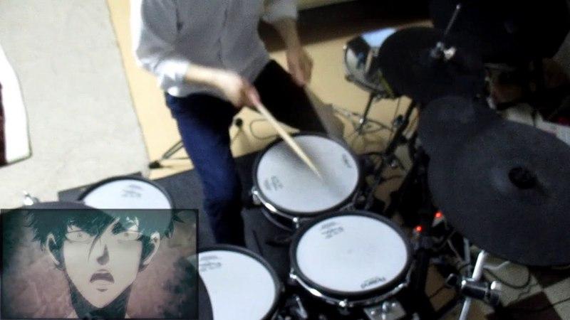 [Devil's Line OP] Aoi Shouta - Eclipse (drum cover)