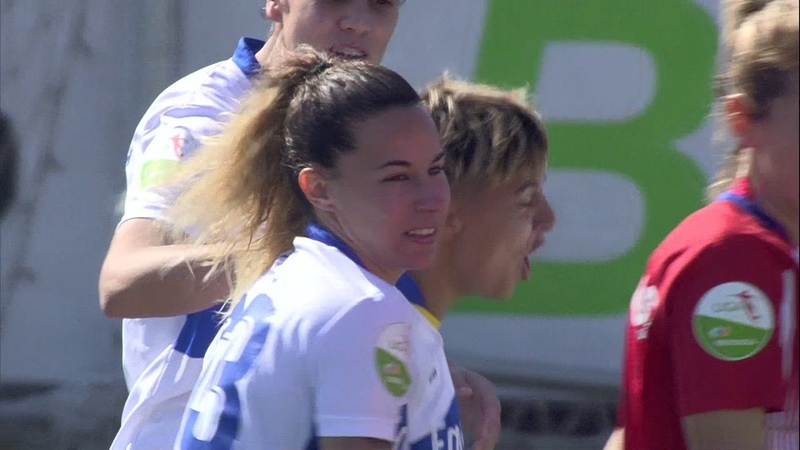 RESUMEN J19 | UD Granadilla Tenerife 1-2 At. Madrid Femenino