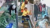 สะพานปราบเซียนของจีน เพิ่มเอฟเฟคพื้นกระจกร้าวพร้อมเสียง เติมความเสียวจนขาสั่น ให้ตืนเต้นเข้าไปอีก