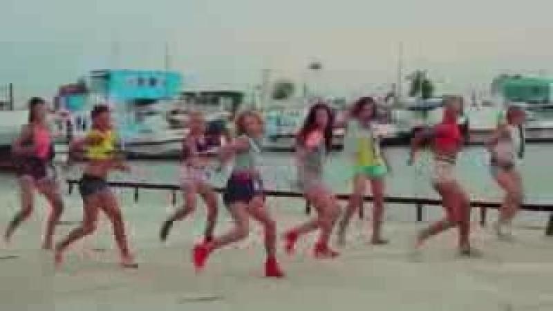 новосибирские девчонки молодцы классно танцуют.